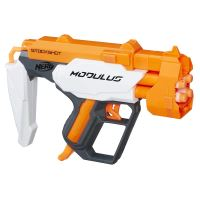 NERF - Modulus Blaster Stockshot - Hracie Pištoľ (nová)