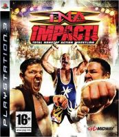 PS3 TNA Impact! Total Nonstop Action Wrestling