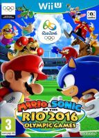 Nintendo Wii U Mario & Sonic at the Olympic Games Rio 2016