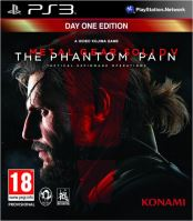 PS3 Metal Gear Solid 5 The Phantom Pain