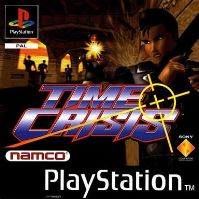 PSX PS1 Time Crisis (bez obalu)