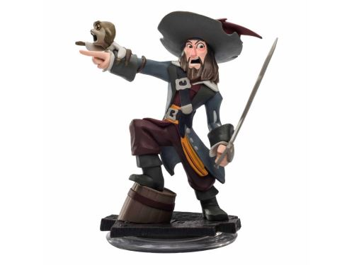 Disney Infinity Figúrka - Piráti z Karibiku (Pirates of the Caribbean): Kapitán Barbossa