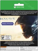 Voucher Xbox One Doplňek k hre Halo 5 - Req Pack