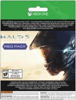 Voucher Xbox One Doplňek k hre Halo 5 - Req Pack