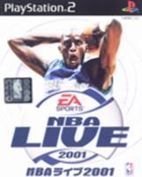 PS2 NBA Live 01 2001 (DE)