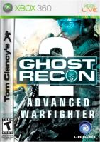 Xbox 360 Tom Clancys Ghost Recon 2 Advanced Warfighter