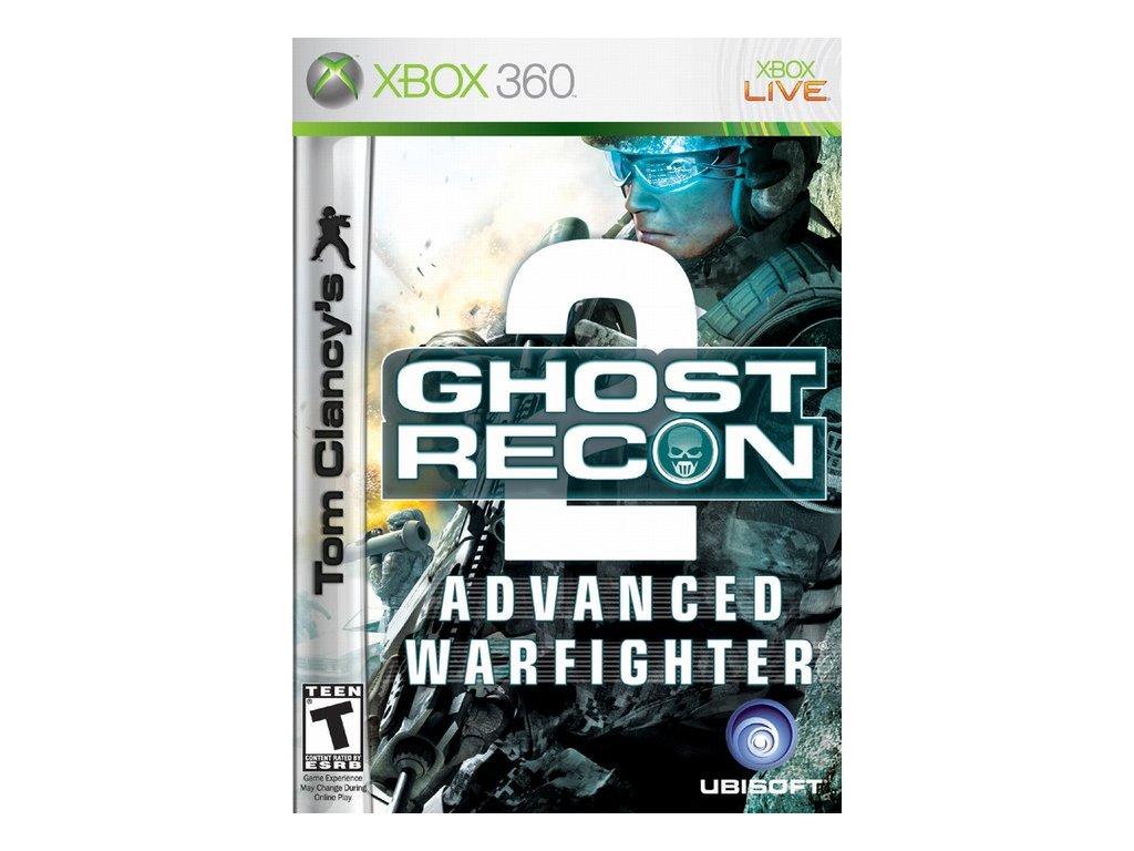 Xbox 360 Tom Clancys Ghost Recon 2 Advanced Warfighter