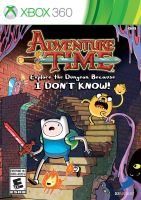 Xbox 360 Adventure Time Explore the Dungeon Because I Do not Know!