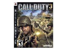 PS3 Call Of Duty 3 (nová)