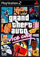 PS2 GTA Vice City Grand Theft Auto (18+, necenzurované)