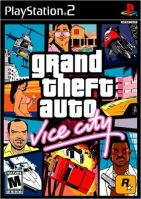 PS2 GTA Vice City Grand Theft Auto