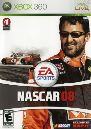 Xbox 360 Nascar 08