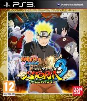 PS3 Naruto Ultimate Ninja Storm 3 Full Burst