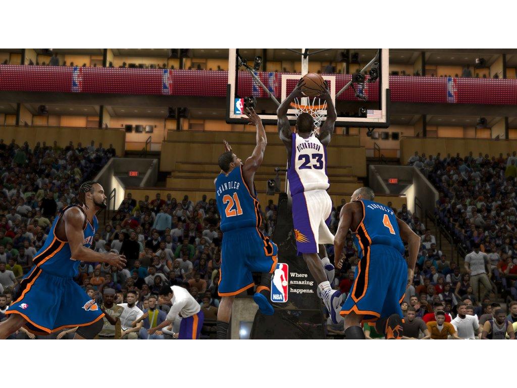 PS2 NBA 2K11 2011