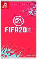 Nintendo Switch FIFA 20 2020 Legacy Edition (nová)