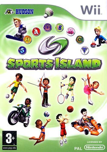 Nintendo Wii Sports Island