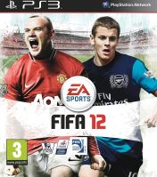 PS3 FIFA 12 (CZ) 2012 (bez obalu)