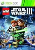 Xbox 360 Lego Star Wars 3 Clone Wars