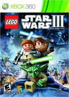 Xbox 360 Lego Star Wars 3 The Clone Wars (nová)