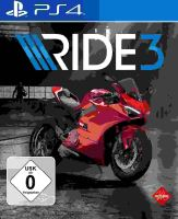 PS4 Ride 3 (nová)