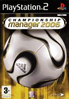 PS2 Championship Manager 2006