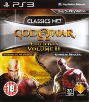 PS3 God Of War Collection 2