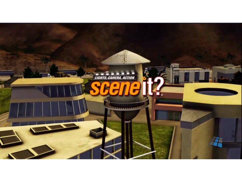 [Xbox 360] Scene It? Lights, Camera, Action