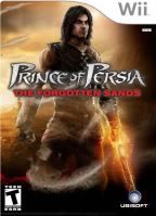 Nintendo Wii Prince of Persia The Forgotten Sands