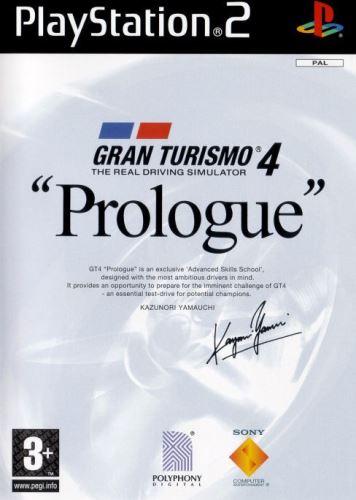 PS2 Gran Turismo 4 Prologue