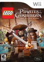 Nintendo Wii Lego Piráti z Karibiku, Pirates Of The Caribbean