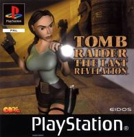 PSX PS1 Tomb Raider 4: The Last Revelation (2205)