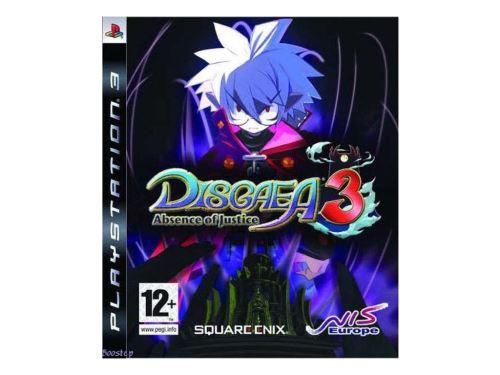 PS3 Disgaea 3