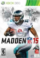 Xbox 360 Madden NFL 15 2015