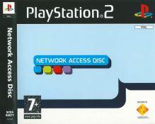 DVD Network Access Discs pre PlayStation 2 + Hardware: Online Arena (nepoužiteľné)