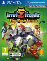 PS Vita Invizimals: The Resistance