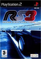 PS2 RS3 Racing Simulation 3
