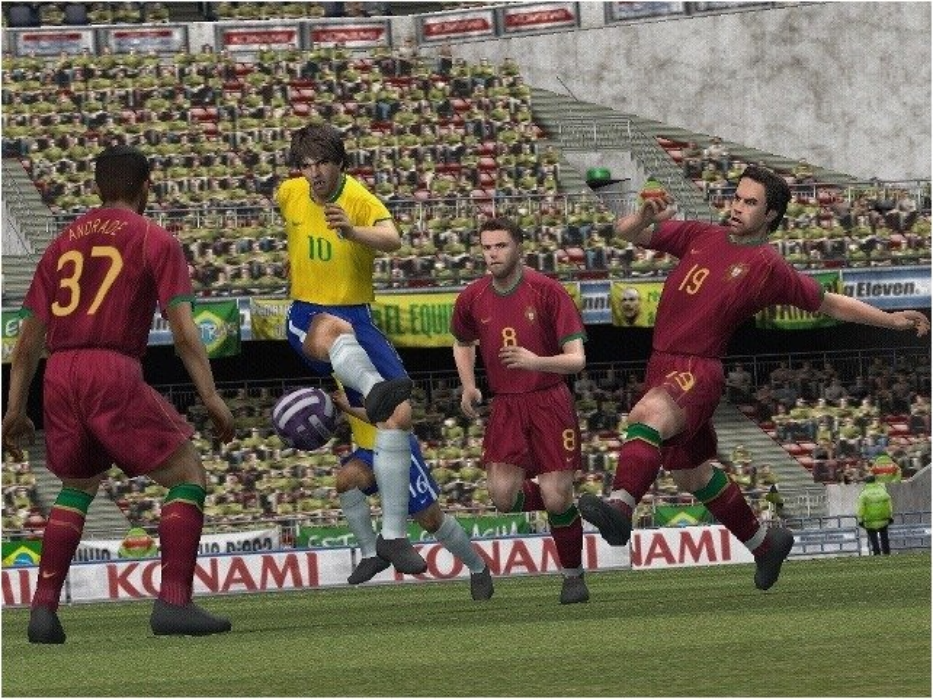 PS2 PES 2008 Pro Evolution Soccer 2008 (DE)