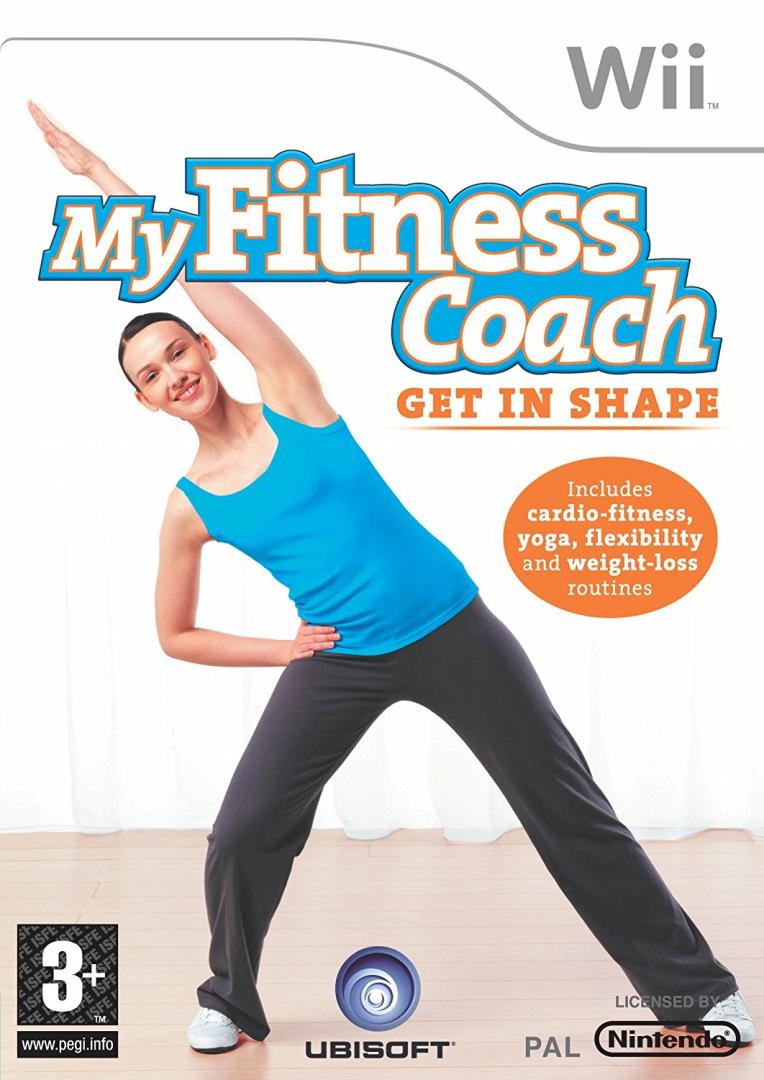 Nintendo Wii My Fitness Coach: Get in Shape