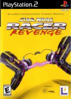PS2 Star Wars Racer: Revenge