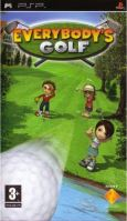 PSP Everybody's Golf (Bez obalu)