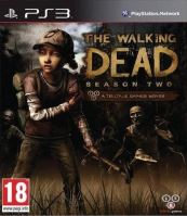PS3 The Walking Dead Season 2