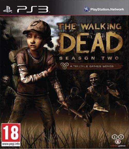 PS3 The Walking Dead Season 2