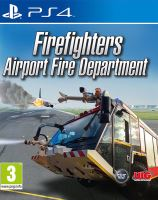 PS4 Firefighters: Airport Fire Department (nová)