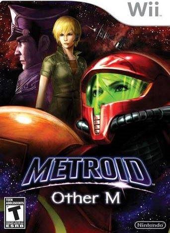 Nintendo Wii Metroid Other M
