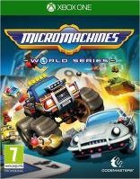 Xbox One Micro Machines: World Series (nová)