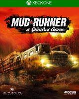 Xbox One Spintires: MudRunner (nová)