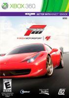 Xbox 360 Forza Motorsport 4 Essentials Edition (CZ) (bez obalu)
