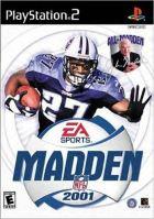 PS2 Madden NFL 01 2001