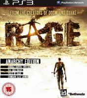 PS3 Rage (DE) (bez obalu)
