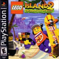 PSX PS1 Lego Island 2 The Bricksters Revenge